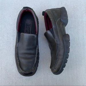 Rockfort men's slip on  loafers size 8.5M